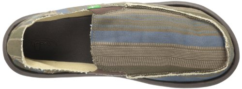Sanuk Mens M Donny B&T Slip-On Loafer