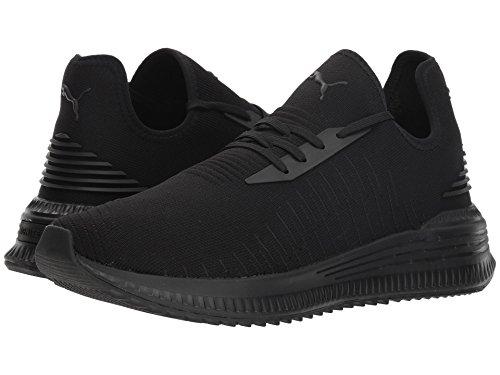 [PUMA(プーマ)] メンズランニングシューズ?スニーカー?靴 Avid evoKNIT Puma Black/Puma Black 11.5 (29.5cm) D - Medium
