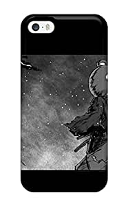 New BoVBmai9921wunlD Afro Samurai Anime Game Skin Case Cover Shatterproof Case For Iphone 5/5s