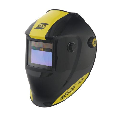 1 opinioni per ESAB Warrior Tech Welding Helmet Black by ESAB