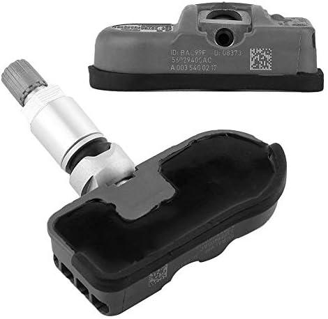 Rockyin A0009050030 4 piezas de presi/ón de neum/áticos monitor del sensor TPMS 433Mhz for Mercedes-Benz E350