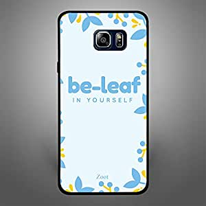 Samsung Galaxy Note 5 Be leaf in yourself