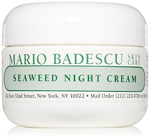 Mario Badescu Seaweed Night Cream, 1 Oz