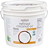 Nutiva Refined Coconut Oil - Gallon Larger Image