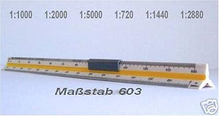 Transluzente Multi Multifunktions Maßstab Architekt Maßstab Lineal Messen