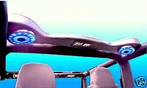 Amazon Com Jeep Wrangler Soundbar With Led Lights Cj Tj
