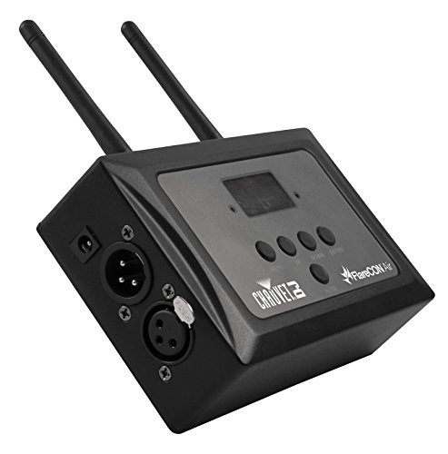 CHAUVET DJ FlareCON Air Wi-Fi Receiver/Wireless D-Fi Transmitter | Lighting Accessories by CHAUVET DJ