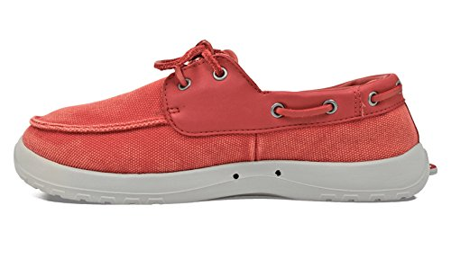view affordable sale online SoftScience Men's Cruise Canvas Boat Shoe Red clearance wide range of 5rNkdGl7r