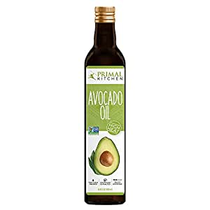 Primal Kitchen Avocado Oil, 16.9 fl ounce (500 ML), Paleo, Whole30, High Heat
