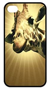 Giraffe Back Cover for iPhone 4,iPhone 4s cases