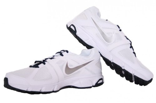 aab89e727ac Nike Men s Nike Downshifter 5 Msl White sports shoes - 11  Buy Online at  Low Prices in India - Amazon.in