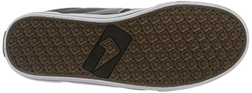 GlobeEncore-2, Zapatillas de Skateboard Hombre Multicolor (Charcoal/grey)