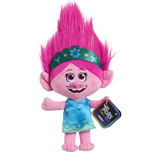 Trolls World Tour Small Plush Poppy