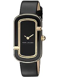Marc Jacobs Women's MJ1566 Gold Leather Quartz Fashion Watch