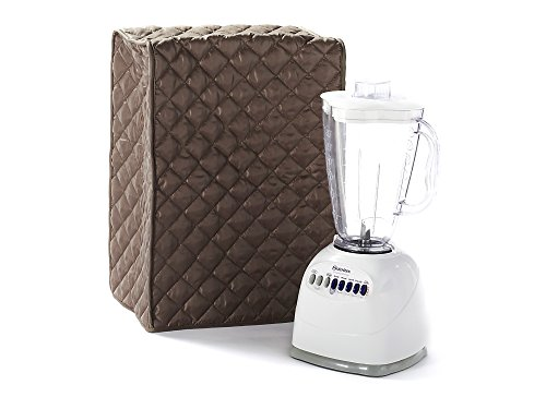 Blender Appliance Cover (CoverMates – Blender Cover – 8W x 8D x 17H – Diamond Collection – 2 YR Warranty – Year Around Protection June 19 – 21)