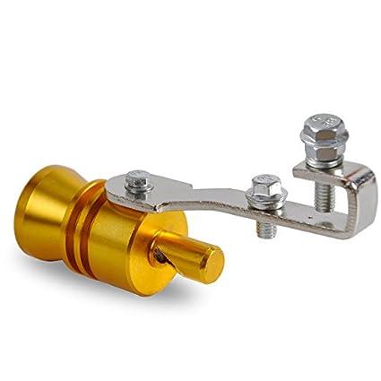 Turbo silbido del silenciador del tubo de escape automático de purga Válvula de Ford Honda Nissan