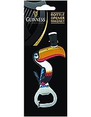 Guinness Toucan PVC flesopener/koelkastmagneet