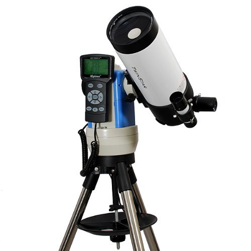 TwinStar White 90mm iOptron Computer Controlled Cassegrain Telescope by TwinStar / iOptron