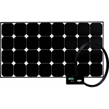 Go Power! GP-RV-95 95-Watt Solar Kit with 30 Amp Digital Regulator