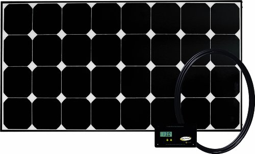 Go Power GP-RV-95 95-Watt Solar Kit with 30 Amp Digital Regulator