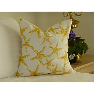 411-dru8B6L._SS300_ Coastal Throw Pillows & Beach Throw Pillows