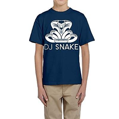^GinaR^ Youth DJ Snake Classic T-shirt Tee