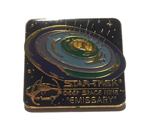 Main Street 24/7 Star Trek DS9 Emissary Episode Collectible Metal Pin