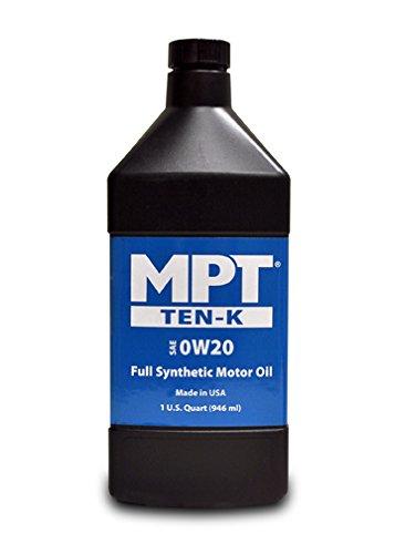 MPT MPT-326 0W-20 Ten-K Full Synthetic Motor Oil - 32 fl. oz.