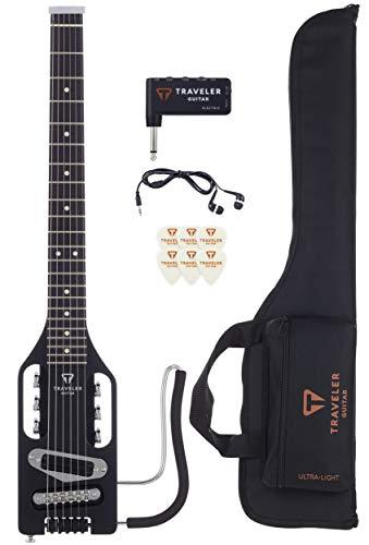 Traveler Guitar Ultra-Light Electric (ULE BKM SK)
