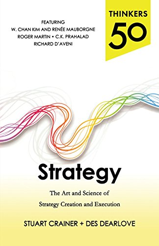 Thinkers 50 Strategy: The Art and Science of Strategy Creation and Execution