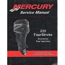 2003-2011 MERCURY OUTBOARD 225 FOURSTROKE EFI SERVICE MANUAL (337)