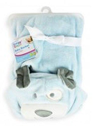 Recién nacido Niño Niña 3D Con capucha Manta regalos de bebé Animal ...