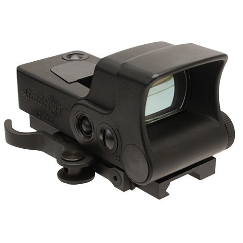 Aimshot HGPRO-A-G Green Dot Reflex Sight, Black by AimShot