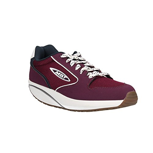 Mujer M Para Navy grape Morado 1997 Wine Zapatillas Mbt RqpHFIR