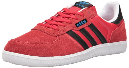 - adidas Originals Men's Leonero Fashion Running Shoe, Scarlet/Black/White, (9 M US)
