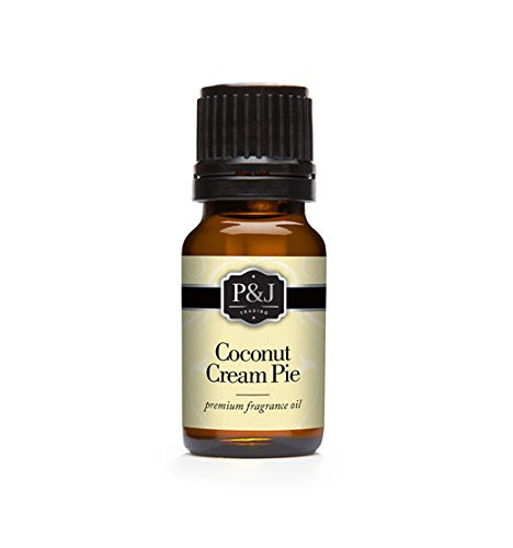 Coconut Cream Pie - Premium Grade Scented Oil - 10ml