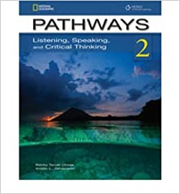 Pathways 2: Listening, Speaking, and Critical Thinking (Book & CD)