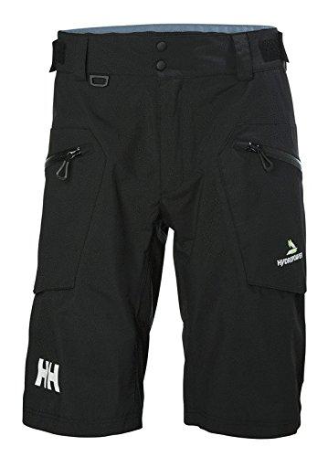 Helly HansenメンズHP HellyTech Shorts B01MUG6SYR xx-large|ブラック ブラック xx-large