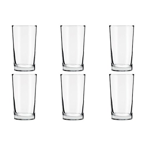 Anchor Hocking Glass Juice Glasses - 8