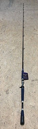 Halo Fishing Inshore Casting Rod (Black/Blue, 7-Feet 11-Inch, XXX-Heavy)