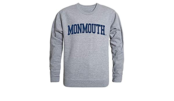 Monmouth University Game Day Crewneck Pullover Sweatshirt Sweater