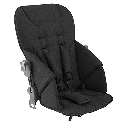 JOOVY Caboose S Rear Seat - Black ()