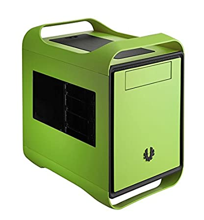 BitFenix Prodigy Mini-Tower Verde Carcasa de Ordenador ...