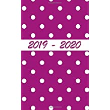 """2019 - 2020: Two Year Pocket Monthly Planner : 24-Month Calendar and Planner( Size : 4.0"""" x 6.5"""", jan 2019 - dec 2020), Agenda Planner and Schedule Organizer. Notes and Phone book, U.S. Holidays ( Mini Calendar & Planner )"""