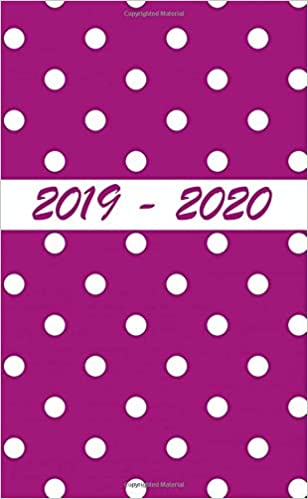 2019 - 2020: Two Year Pocket Monthly Planner : 24-Month ...