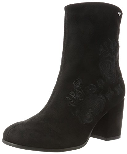 Bottines Femme Tom 3791109 black Schwarz Tailor 0wqxPqAZYE