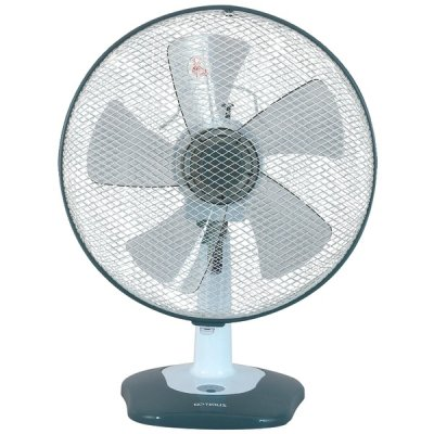 Optimus F-1212 12 Oscillating Table Fan With Soft Touch Switch by Optimus by Optimus