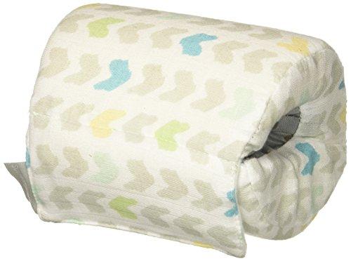 Summer Infant Muslin Carry Cushion, Arrow Stripe