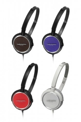 Audio Technica ATH-FC700A Portable Headphones with...