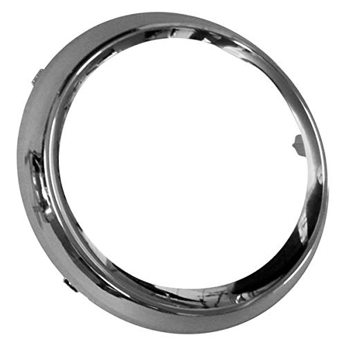 New Replacement Fog Lamp Trim Bezel Finish Chrome Lh Rh For 2011-2014 Sienna SE OEM Quality